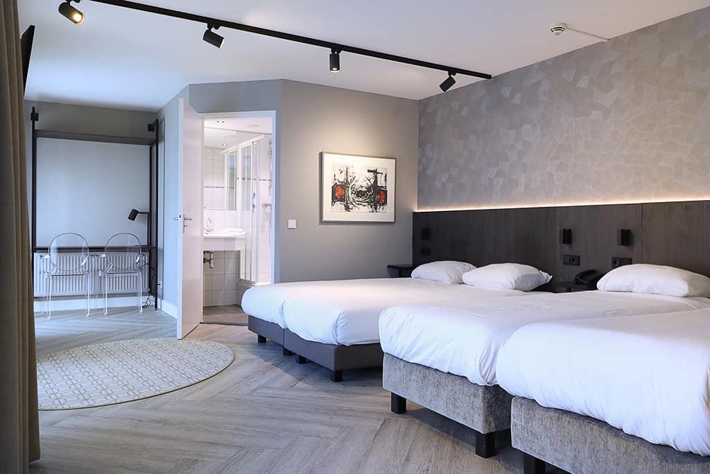 hotelkamer Sandton hotel