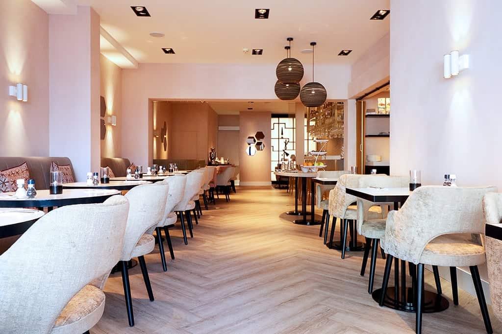 restaurant Sandton hotel